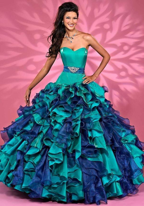 Landa AQ24 Quinceanera Dress GUARANTEED IN STOCK!
