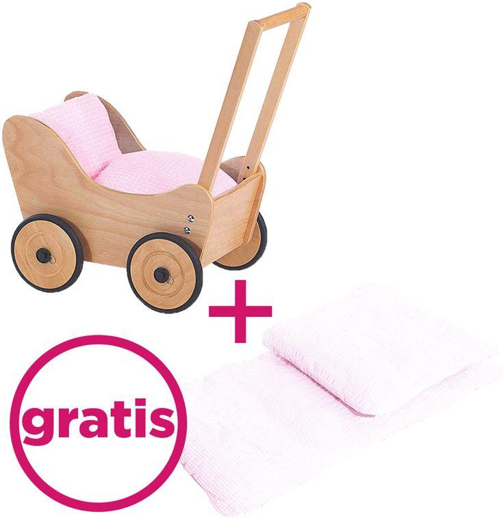 Pinolino Puppenwagen Sarah » Jetzt online kaufen ✔ versandkostenfrei ab 29€ ✔ Große Auswahl an Pinolino Puppenwagen ✔ Schnelle Lieferung (1-2 Tage) ✔