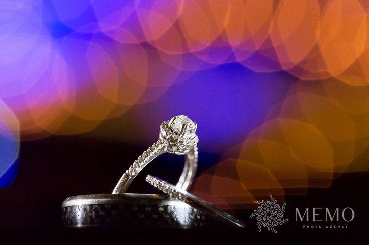 Detaily - MEMO photo agency #wedding #rings #details #bokeh #diamond #obrucky #prsten #diamant