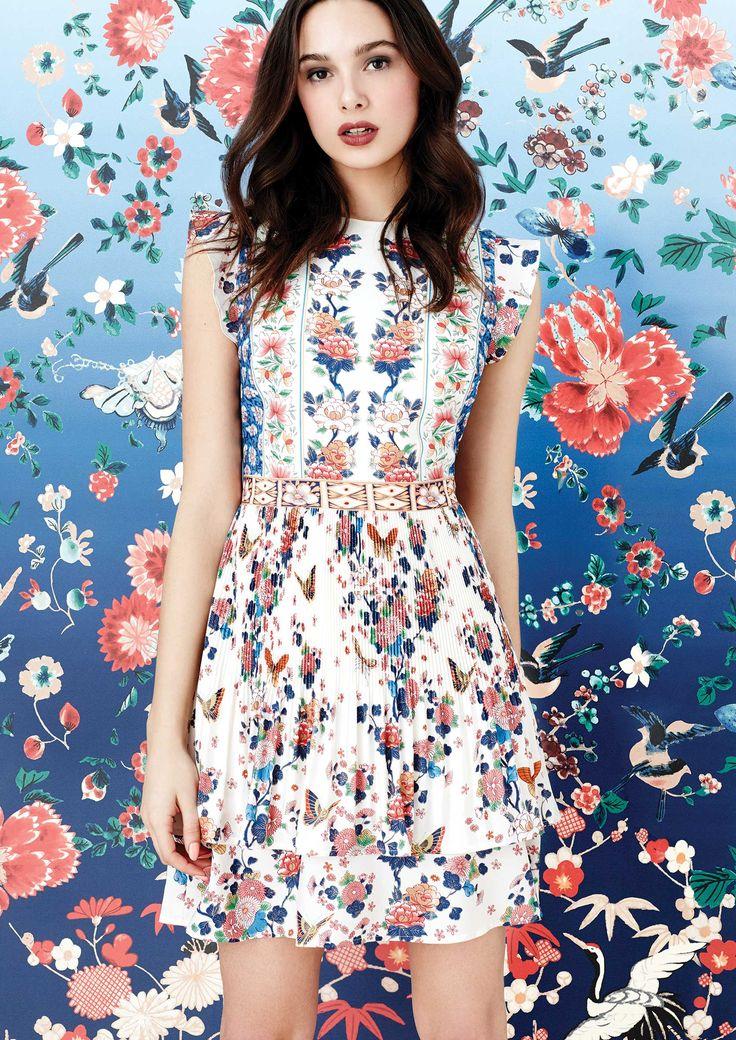 V&A Louise Dress