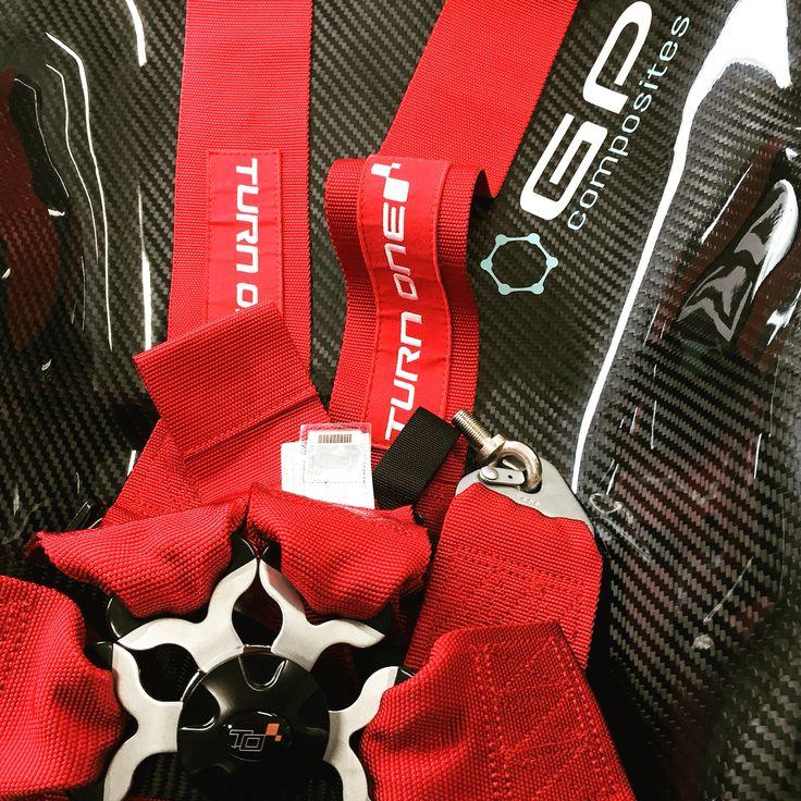 Carbon fiber bucket seat for #formula student team - PolSl racing