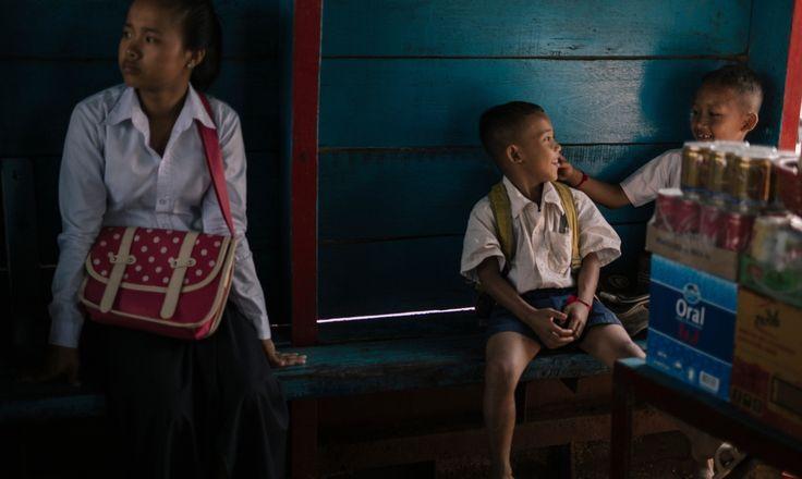 Khmer Boy After School