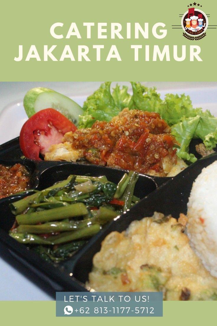 Catering Jakarta Timur Catering Menu Makan Siang Makanan