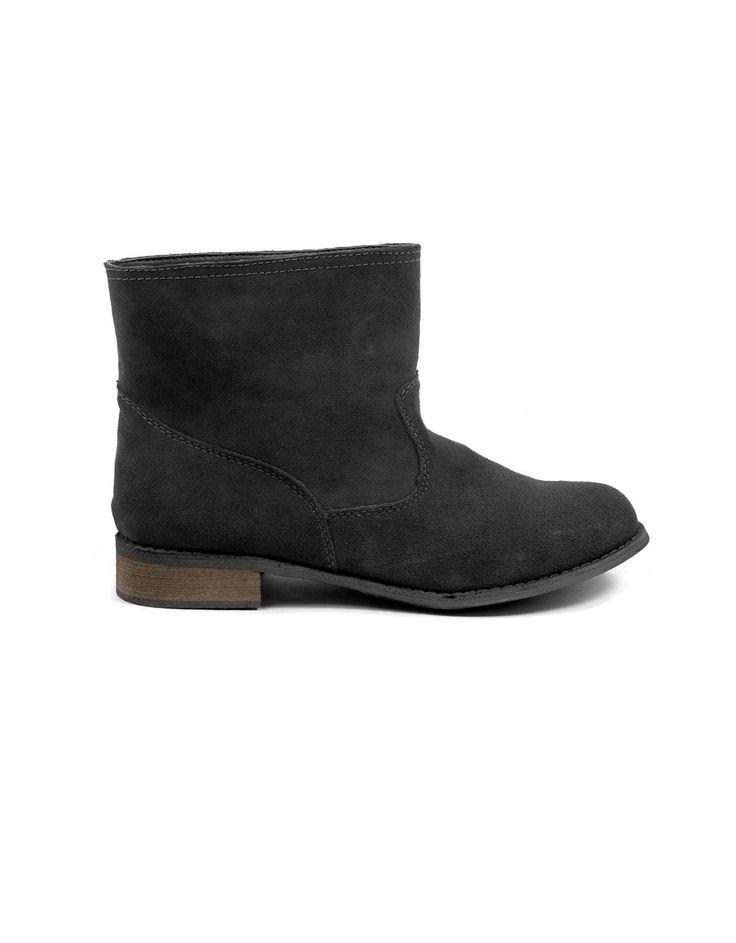 Botín básico Double Agent 19,99€ www.doubleagent.es #fashion #boots #shoes #Zielo