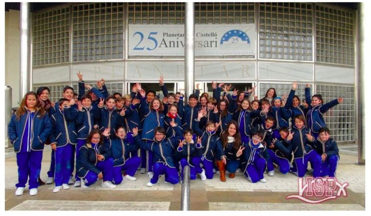 En el blog de #ColegiosISP encontraréis las fotografías de la visita realizada por los grupos de 5º y 6º #PrimariaISP al Planetario de Castellón. Enlace: http://colegiosisp.com/5o-6o-visitan-planetario/