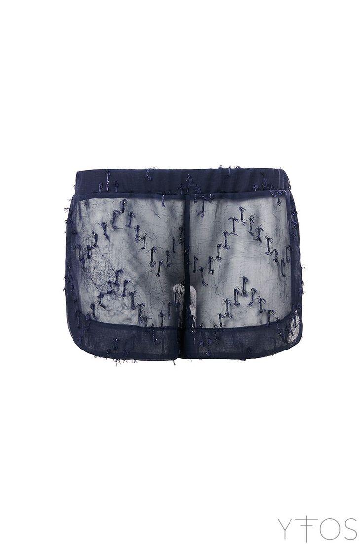 Ries : Dope Sheer Shorts