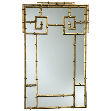 I Pinned This Bamboo Mirror From The Barrie Benson Interior Design Event At Joss Main