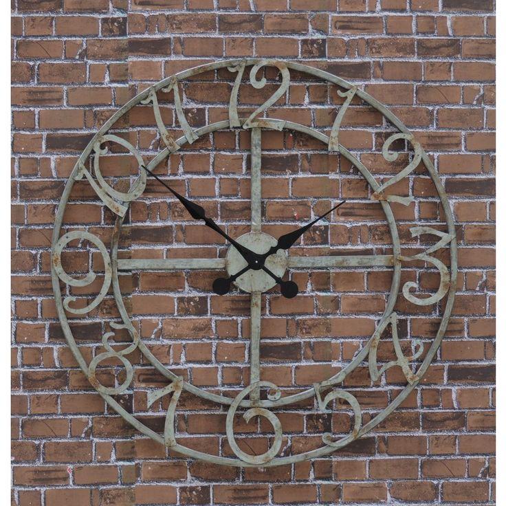 MID-646 Grace Wall Clock