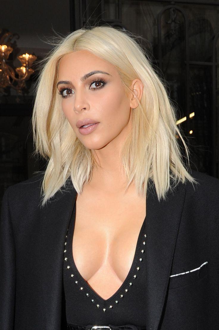 Kim Kardashian Reveals The Surprising Reason She Dyed Her