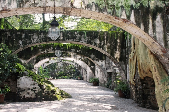 Hacienda de Cortés en Cuernavaca Morelos