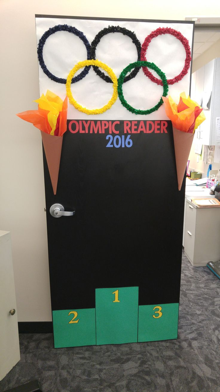 Olympic Readers 2016 by Susan Chada
