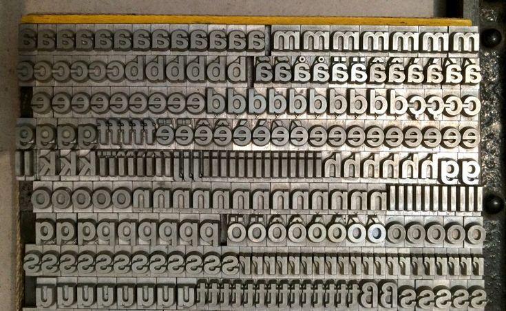 """Voici notre compte-rendu de visite du musée de l'imprimerie de Bâle (Suisse), avec la découverte d'un trésor méconnu : """"le protocole Helvetia""""...  http://www.grapheine.com/divers/musee-imprimerie-bale"""
