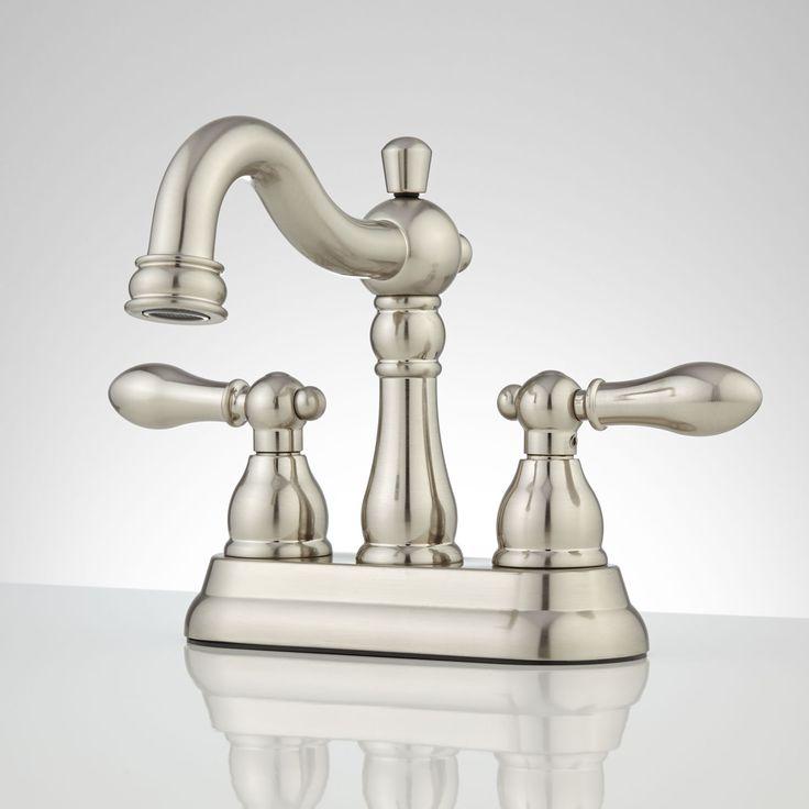 Best Bathroom Faucets Images On Pinterest Bathroom Faucets - Matching bathroom faucet sets for bathroom decor ideas