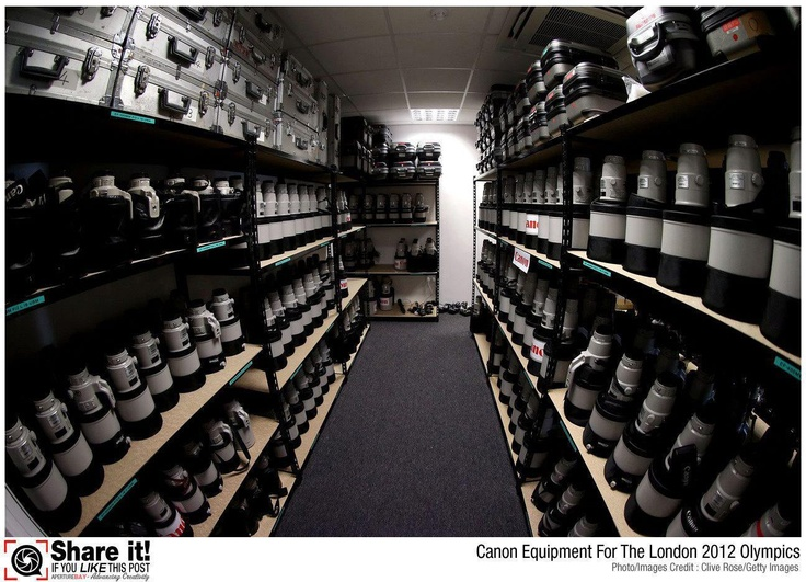 Canon - WOW!  Better than a shoe store!