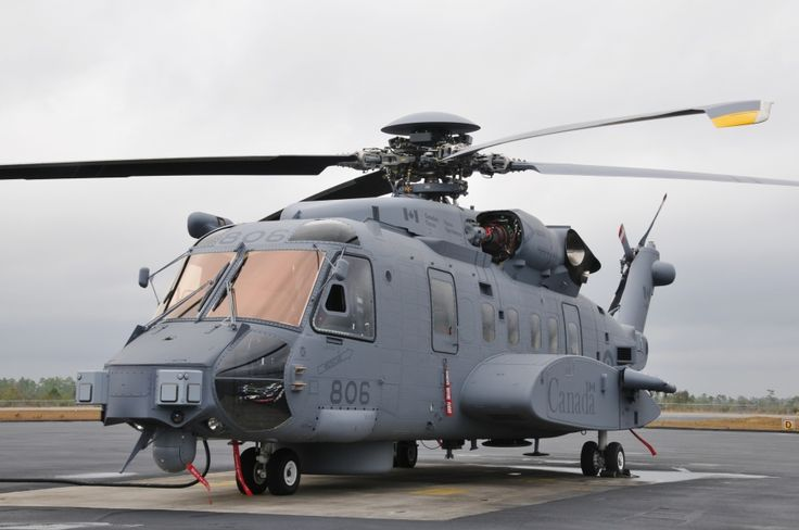Canada has received in 2011 an intermediate version of the Sikorsky CH-148 Cyclone ©