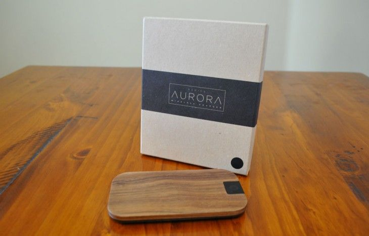 Aerios Aurora Qi Wireless Charger — Review