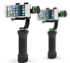 Lanparte HHG-01 Handheld Gimbal for Smartphones iPhone + GoPro Cameras Review and Sample Footage | CheesyCam