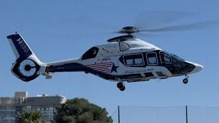 Airbus Helicopters H160 Arrives in Las Vegas for Heli-Expo 2018  AINtv Express