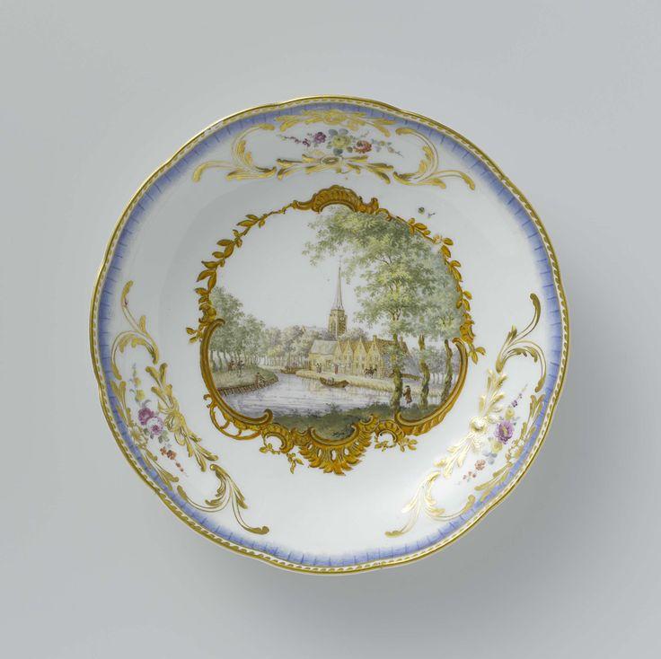 Seven plates from the service of Stadtholder William v, Meissener Porzellan Manufaktur, c. 1772 - c. 1774