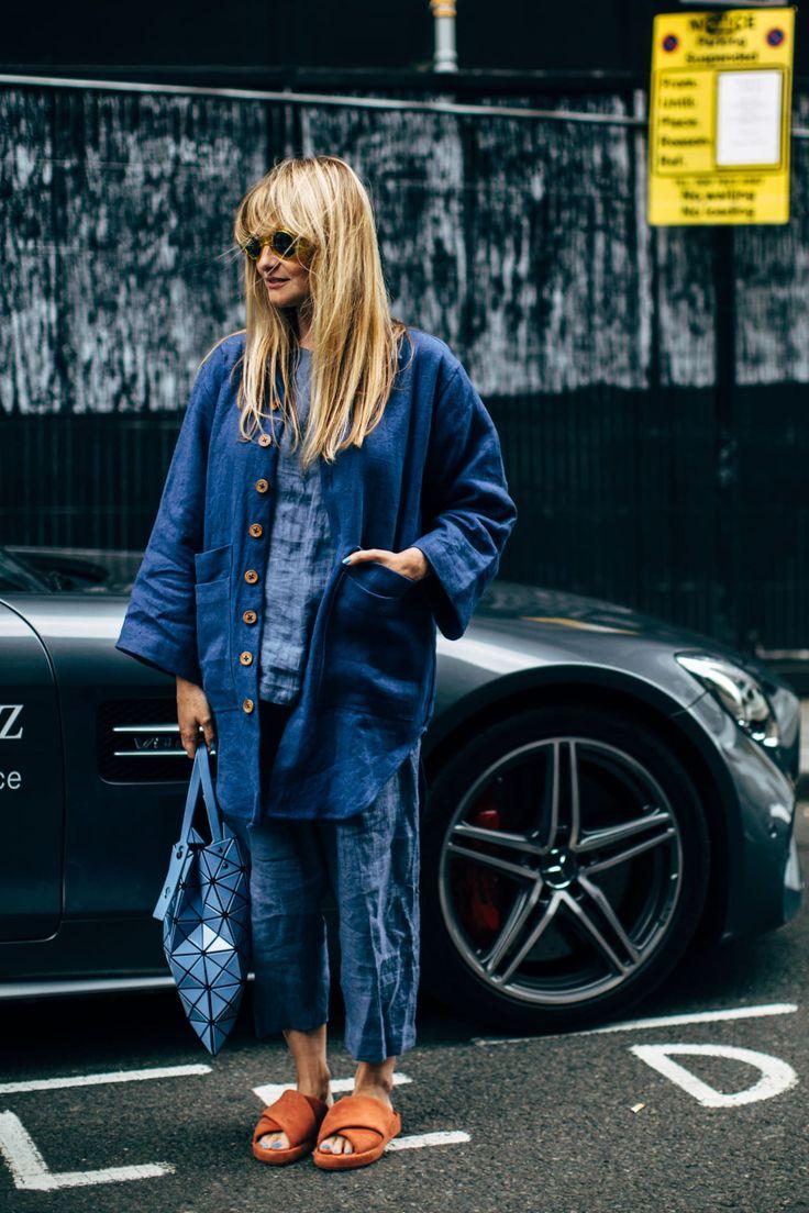 Fanny Packs Were a Street Style Favorite at London Fashion Week Men's