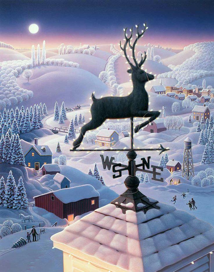 Картинки с зимой сказочные