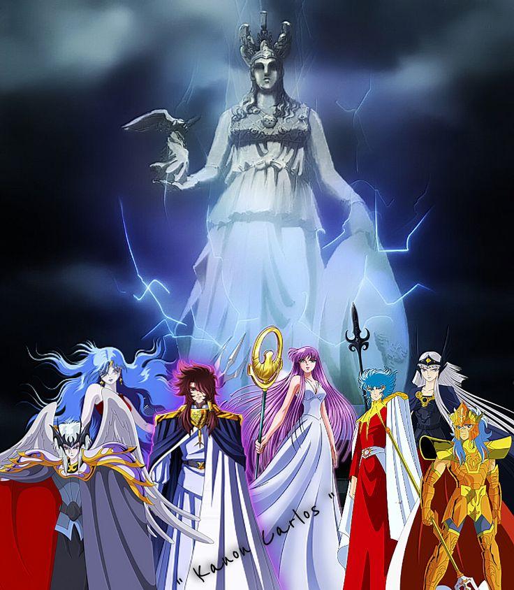 Saint Seiya http://amzn.to/2ih65qI