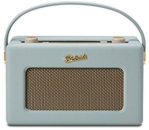 Roberts Revival iStream2 DAB//FM Internet Radio - Duck Egg: Amazon.co.uk: TV