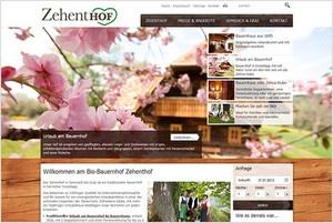 Zehenthof www.zehenthof.at
