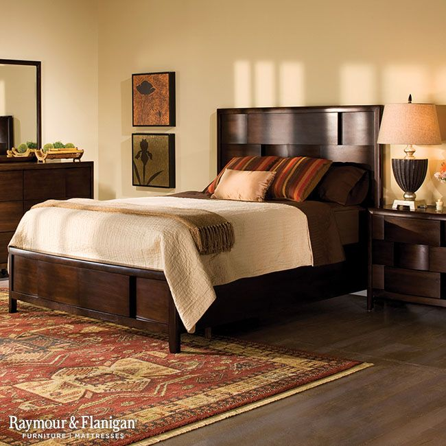 This Comtemporary Saratoga 4 Piece King Platform Bedroom Set With Storage Bed Is Proof That Good