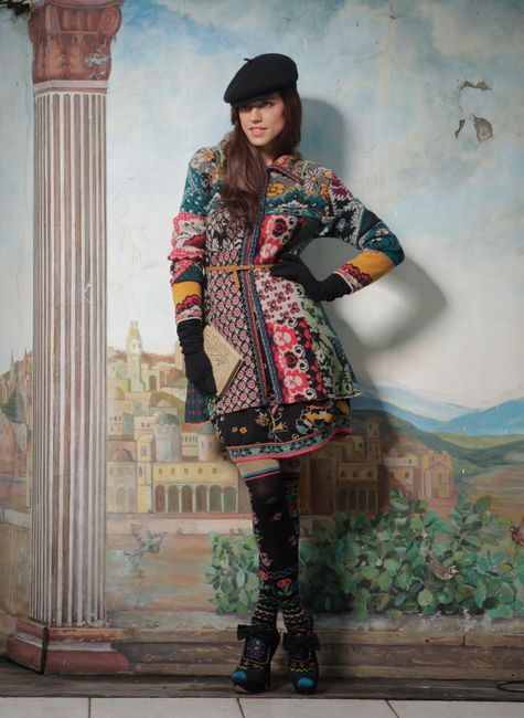 IVKO's Fall Winter 2012 collection on www.ivko.com