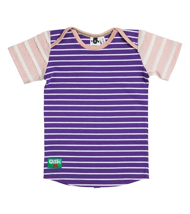 Acai SS T Shirt, Oishi-m Clothing for kids, HiSummer  2017, www.oishi-m.com