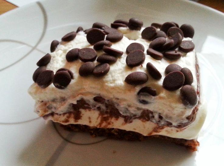 ⭐⭐⭐⭐ Schokoladen-Lasagne (sehr mächtig, sehr viel)
