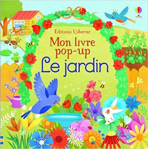 Capucine (pop-up) : Le jardin (10,95€)
