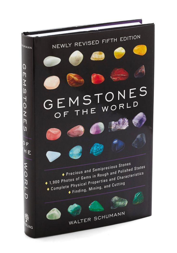 Recommended Books on Gemology - All About Gemstones
