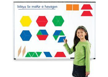 Magnetic Pattern Block Class Kit