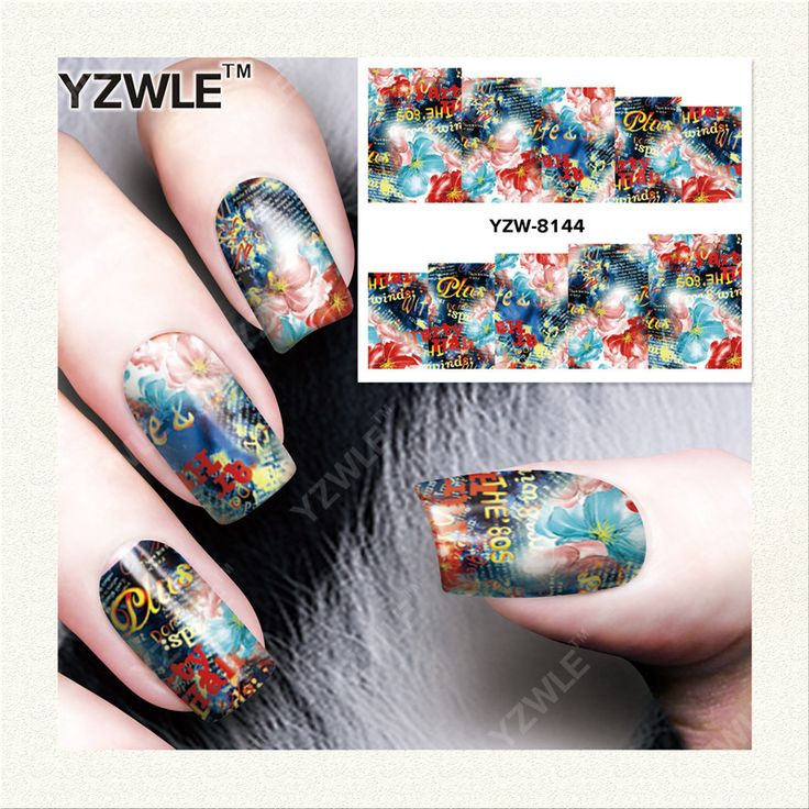 $0.11 (Buy here: https://alitems.com/g/1e8d114494ebda23ff8b16525dc3e8/?i=5&ulp=https%3A%2F%2Fwww.aliexpress.com%2Fitem%2FYZWLE-1-Sheet-DIY-Designer-Water-Transfer-Nails-Art-Sticker-Nail-Water-Decals-Nail-Sticker-Accessories%2F32664234770.html ) YZWLE 1 Sheet DIY Decals Nails Art Water Transfer Printing Stickers Accessories For Manicure Salon YZW-8144 for just $0.11