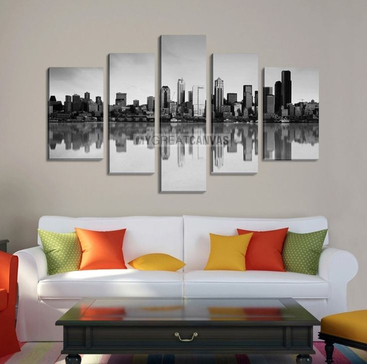 Seattle Wall Art 919 best large wall art canvas printing images on pinterest