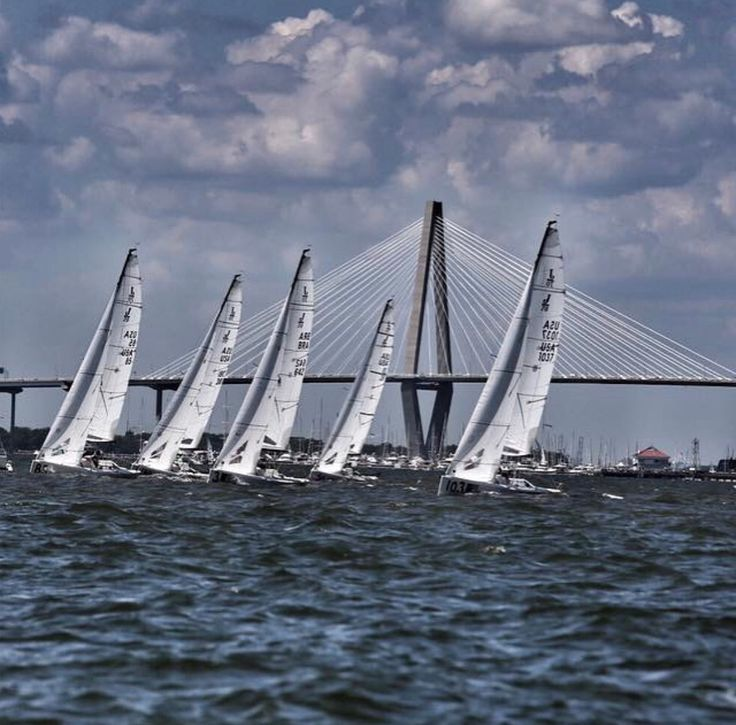 Sperry Charleston Race week!!! Ready for more tomorrow.. loving the regatta life.. #regattalife.. get your ass out in the water and sail babies!! #lowcountryliving #livingthebestlifeyet #preppyisgood #blessedbeyondbelief