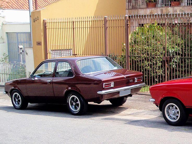 .:run4fun:.: ::Chevrolet Chevette'78 Vortec 4.3L V6