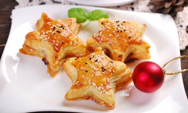 Antipasti Giorno Di Natale.Antipasti Di Natale Le 7 Ricette Da Fare Il Giorno Prima Donnad Pasta Sfoglia Ripiena Pasta Sfoglia Antipasti