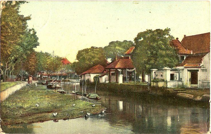 Tempo Doeloe #35 - Jakarta, Glodok, 1916