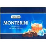 Roshen Monterini čokoláda s rumovým likérom 150 g
