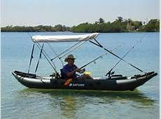 How about a Kayak Fishing!
