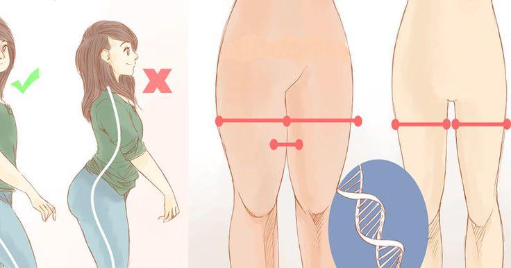 Protège ta santé: Voici comment vous débarrasser de vos grosses cuisses et des hanches rapidement