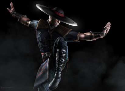 Kung Lao MKX Mortal Kombat X Official Art Wallpaper
