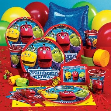 Chuggington Tableware!