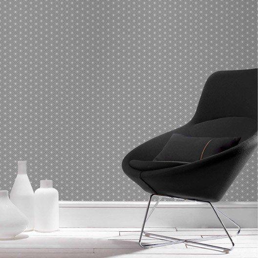 papier_peint_intisse_origami_gris