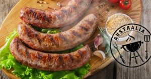 Enjoy a classic barbecue with pork or beef sausages, only cook them first in barbecue sauce before transferring them to the grill to finish...