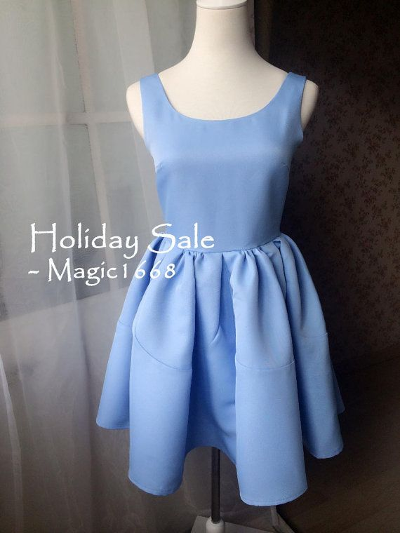 MD004 belle -Women Clothing Women Dress Petite Clothing Princess Day Party Dress Mini Dress Fit and Flared Dress Casual Dress Wedding dress #etsy #dress https://www.etsy.com/listing/204176562/md004-belle-women-clothing-women-dress?ref=shop_home_active_3