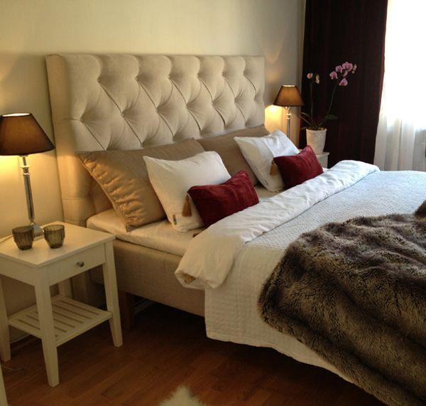 Lyxiga sänggavlar från AZ design - Inredningsvis